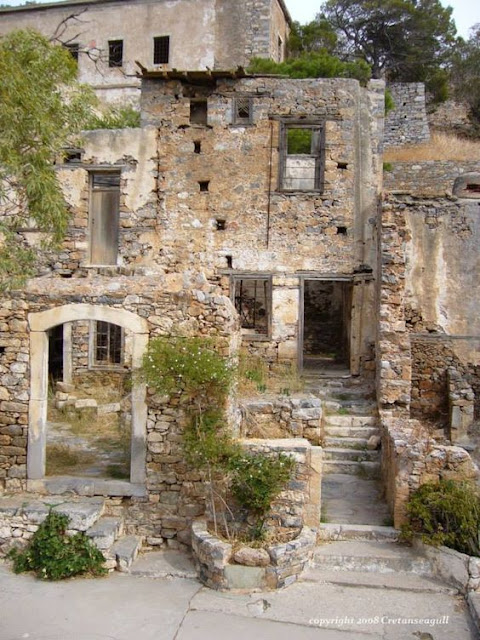spinalonga Crete