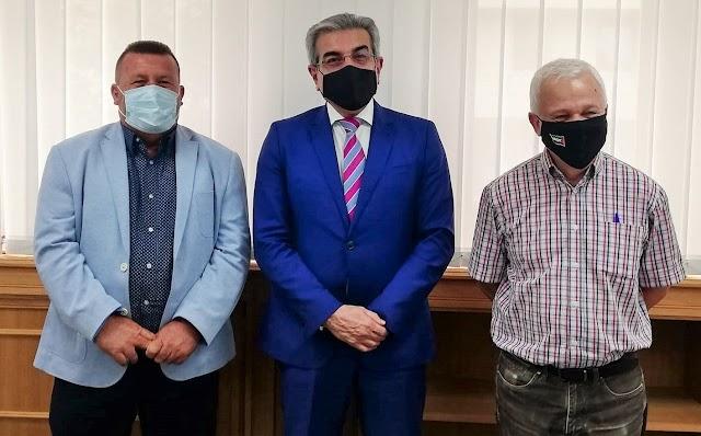 ALxAN y NC acercan posiciones hacia una alianza política en Fuerteventura