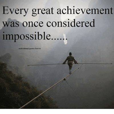 Forever Achievement Quotes