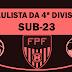 Clubes podem enviar pedidos para data e horário de cada jogo na 4ª divisão do Paulistão