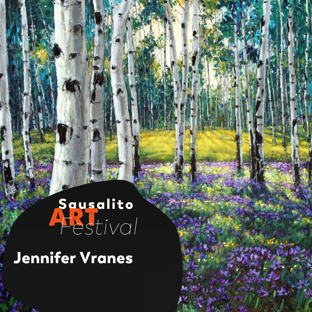 Aspen Paintings by Contemporary Aspen Artist Jennifer Vranes