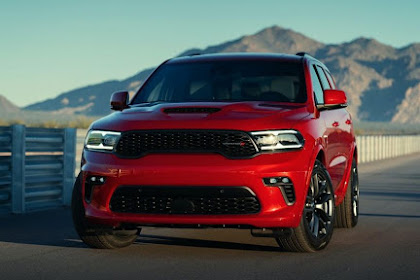 2021 Dodge Durango Review, Specs, Price