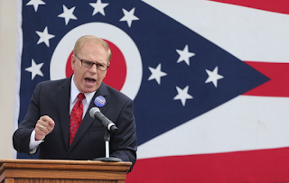 Ted Strickland Steps Into Controversy by cheering The Timing of Justice Antonin Scalia's Death