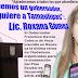 """""""Tenemos un Gobernador, que quiere a Tamaulipas"""": Lic. Roxana Gómez"""