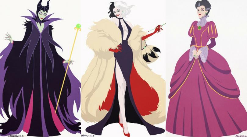 coleção villains