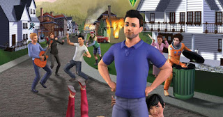 Download The Sims 3 PPSSPP ISO
