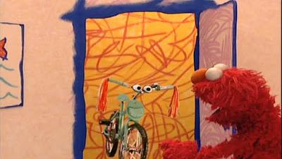 Sesame Street Elmo's World Elmo Wonders