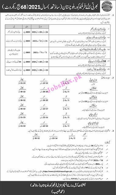 frontier-corps-fc-balochistan-south-jobs-latest-advertisement