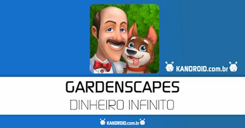 Gardenscapes APK Mod v2.8.6 (Dinheiro Infinito)