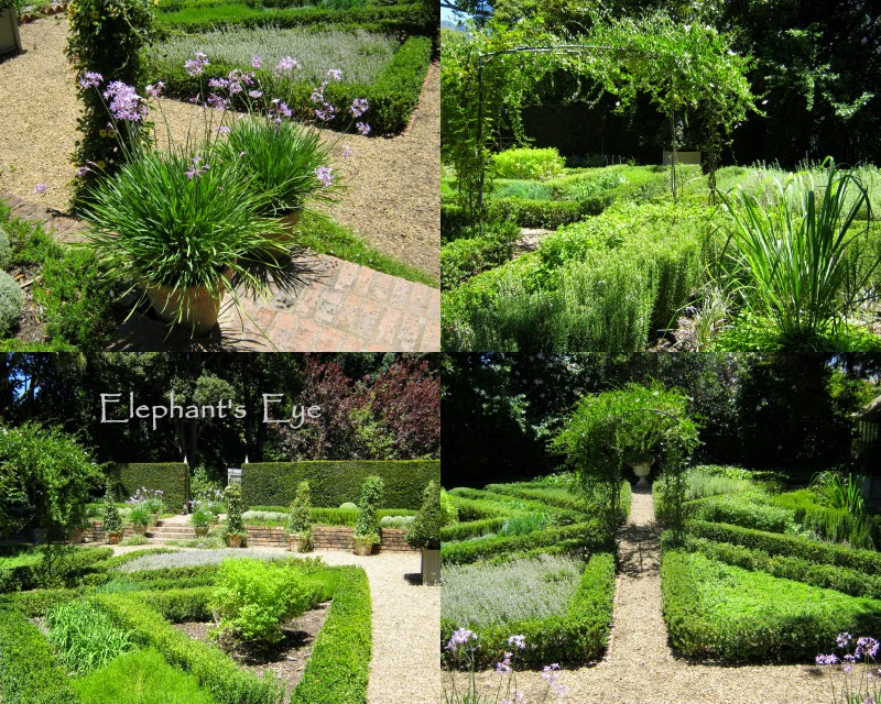 The Herb Garden at Stellenberg