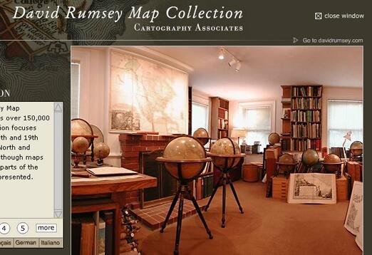 Συλλογή ιστορικών χαρτών