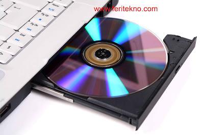 cara burn cd atau dvd