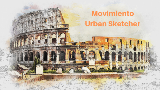 Movimiento Urban Sketcher
