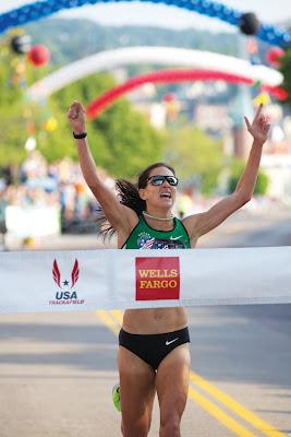 Down the Backstretch: Goucher 11th in Olympic Marathon