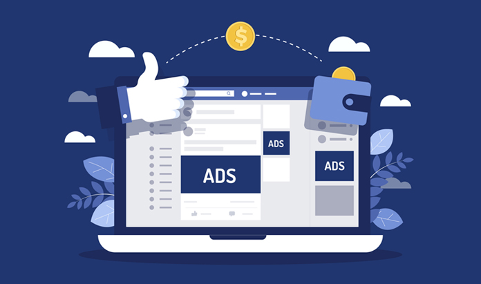 cara iklan website di facebook