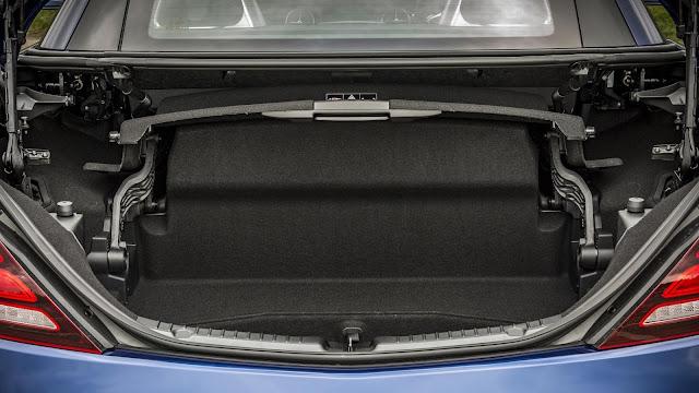 Mercedes-Benz SLC 250d AMG Line (2016) review