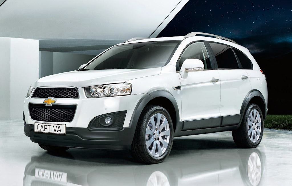 Chevrolet Philippines Revises Captiva for 2014. Now with ...