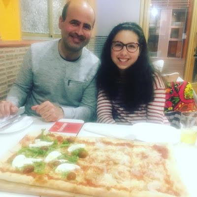 Viernes de pizza