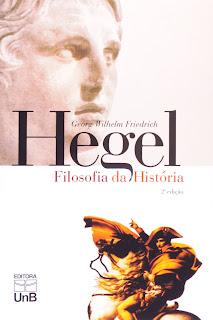 livro Filosofia Da História hegel