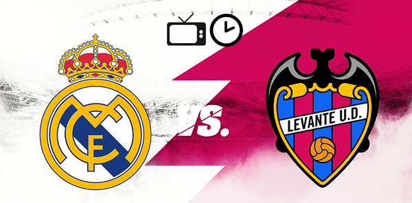 Real Madrid vs. Levante