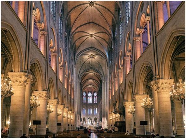 Catedral de Notre-Dame UNESP 2020