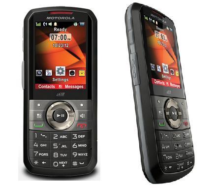 Motorola i418 iDen PTT Walkie Talkie Rugged Phone (Southern
