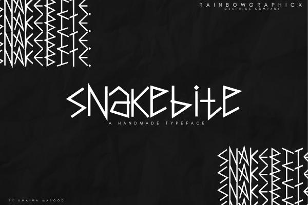 Snakebite Download Font Free