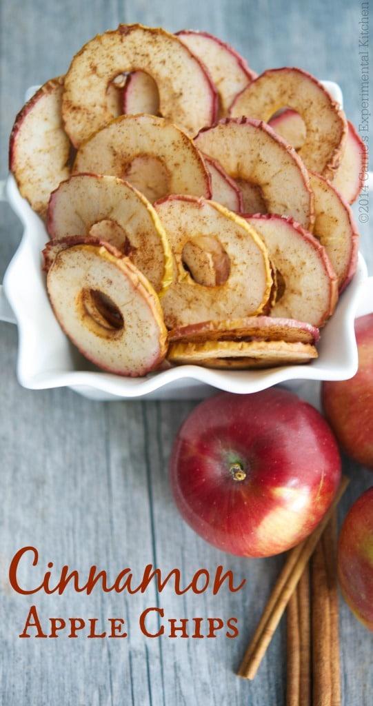 Incredible Cìnnamon Apple Chìps