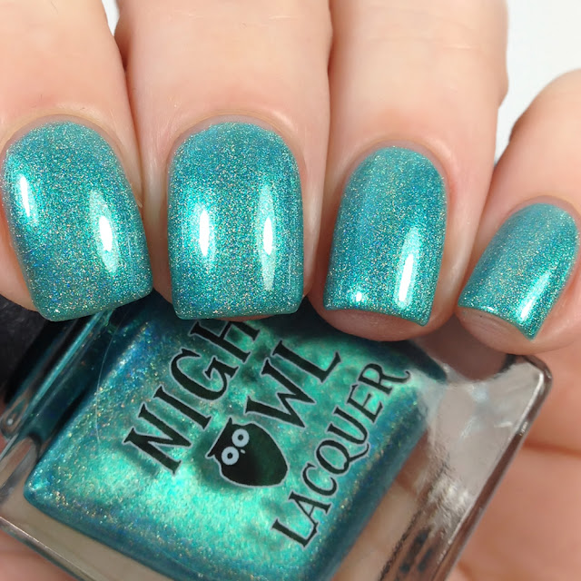 Night Owl Lacquer-Champions