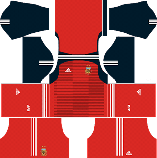 Arjantin - Dream League Soccer 2019 Kits & Logo