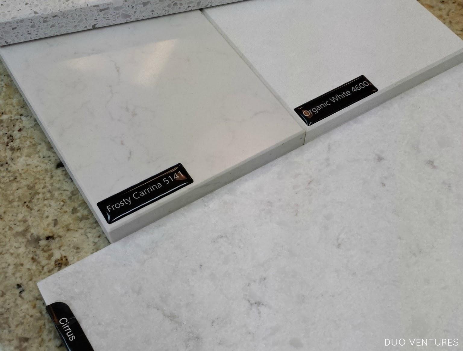 Choosing Kitchen Countertops Color