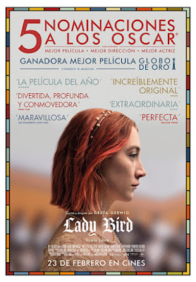 Lady Bird en Español Latino