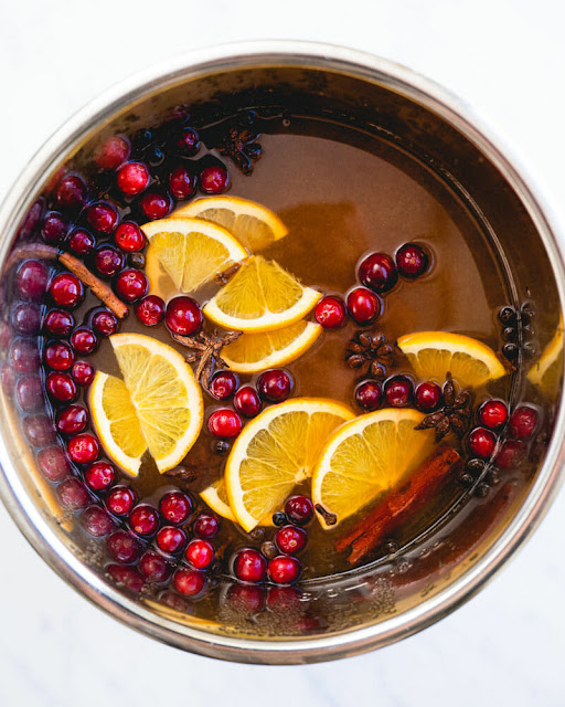 Amazing Mulled Cider