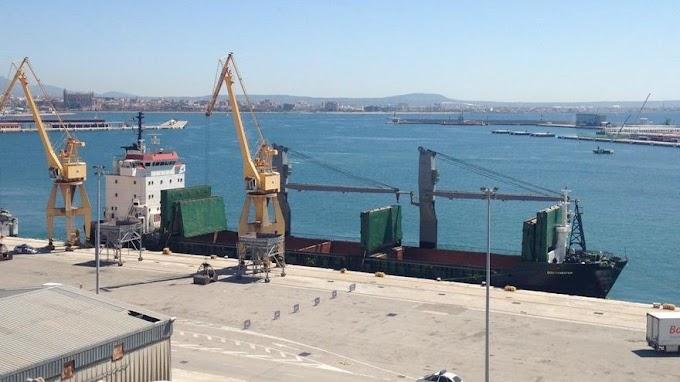 Inversionistas israelíes llegan al puerto de El Aaiún ocupado para iniciar proyectos en el sector servicios.