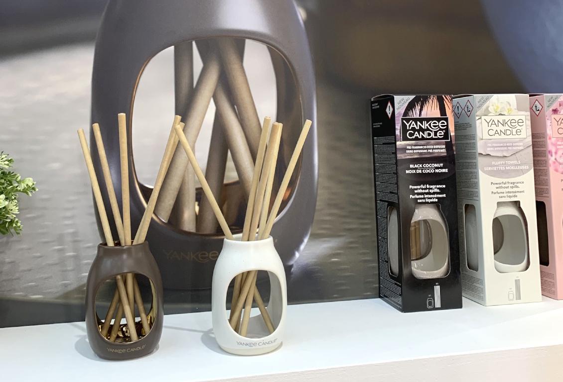 Yankee Candle - vorbeduftete Reed Diffuser - Pre Fragranced