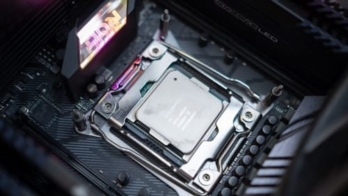 Intel Rocket Lake processors will be available in March 2021