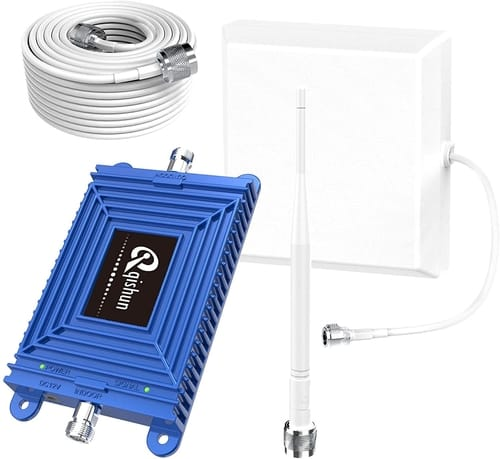 Qishun 4G Cell Phone Signal Repeater Booster