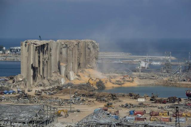 Τελικά ποιος φταίει για την καταστροφή στην Βηρυτό;