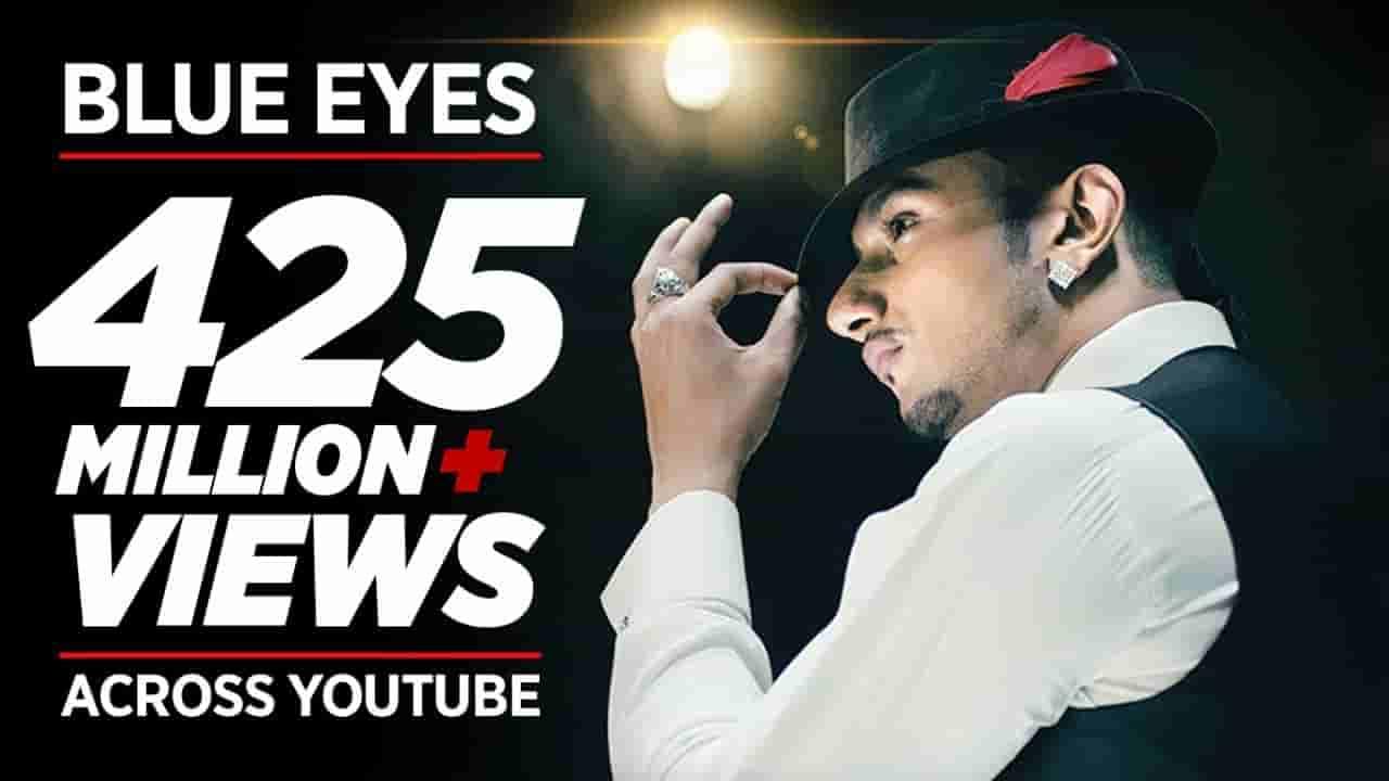 ब्लू आईज Blue eyes lyrics in Hindi Yo Yo Honey Singh Punjabi Song