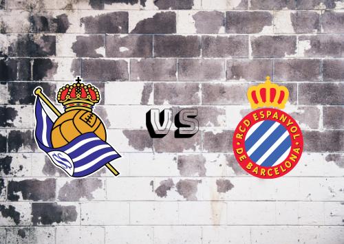 Real Sociedad vs Espanyol  Resumen
