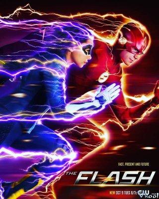Người Hùng Tia Chớp Phần 5 - The Flash Season 5