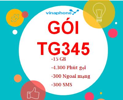 gói TG345 VinaPhone