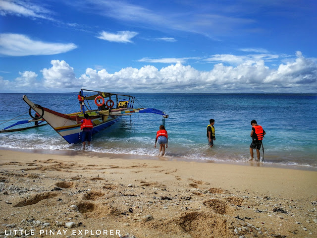 Sea, boat, sky, arteche, eastern samar, higunom, naked island, little pinay