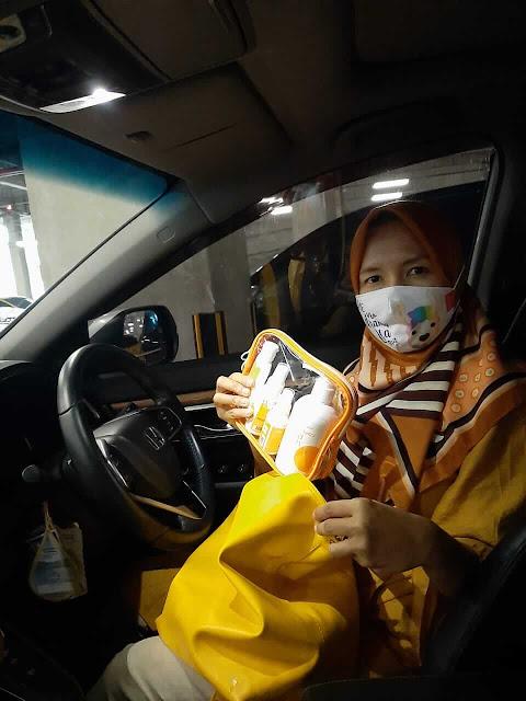 Oh My Orange Antibacterial Spray