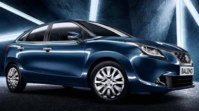 मारुति ने लॉन्च किया बलेनो टॉप एंड का ऑटोमेटिक वेरिएंट...maruti launches baleno top end automatic variant