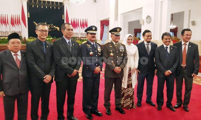 Sah, Marsekal Hadi Tjahjanto Resmi Jabat Panglima TNI