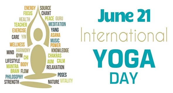 International Day Yoga: Greeting, Wishes, Quotes, GIF