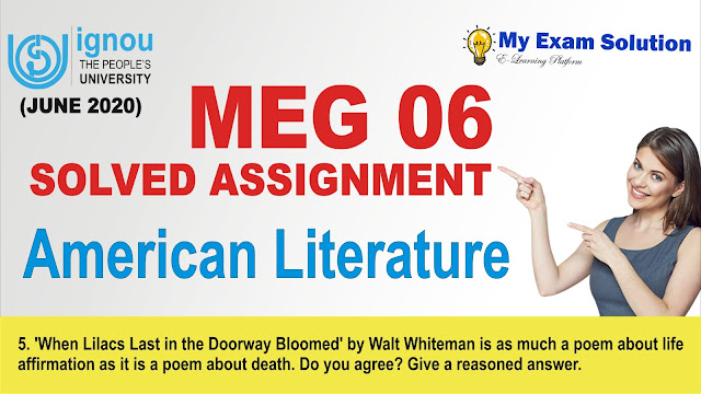 meg 06 ignou assignment, meg solved assignment 2019 20