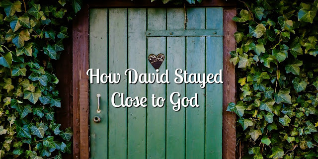 King David committed some serious sins, but he kept a close relationship with God. This 1-minute devotion explains why.