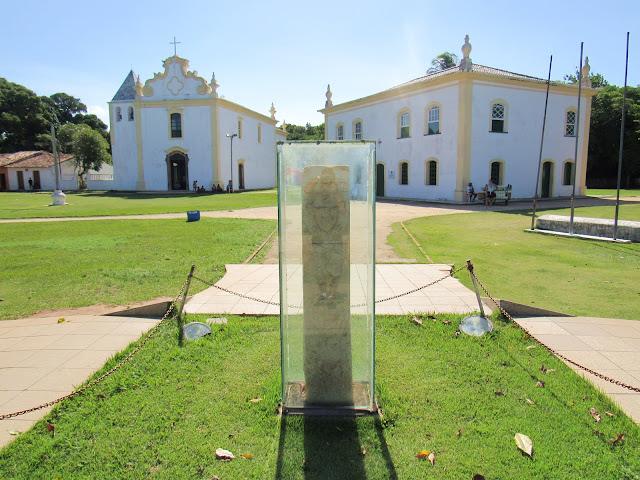 Marco do Descobrimento centro histórico